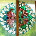 Make Beautiful Windows And Suncatchers, Create Privacy With Gallery Glass!