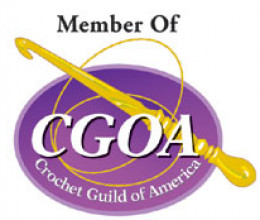 Proud Member Of Crochet Guild Of America!