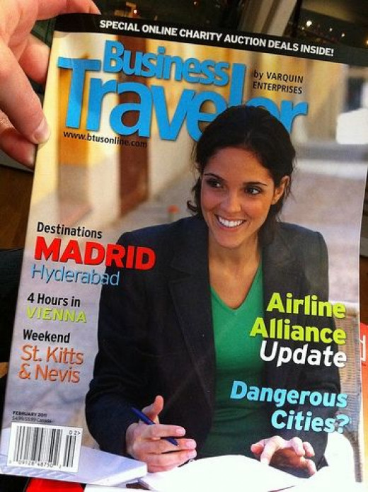 Business Traveler magazine