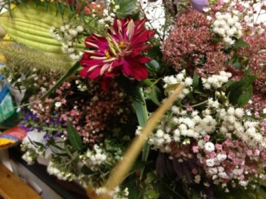 My Last Bouquet Of The Season...