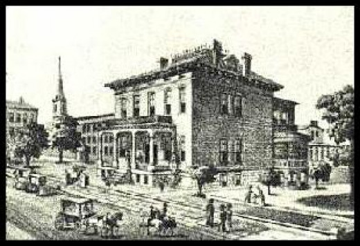 The Lemp Mansion