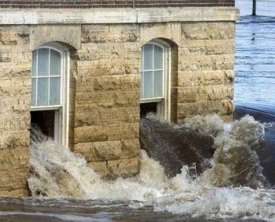 Can anyone say 'Water Damage?'