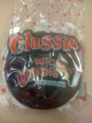 Classic Wicked Whoopie Pie