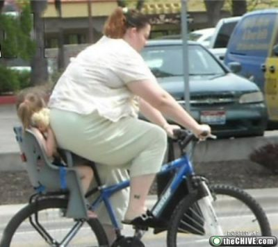 """Poor kid! I know what she's thinking. """"Please don't fart on me!"""""""