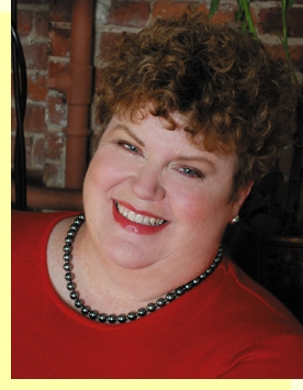 Charlaine Harris - Author of Sookie Stackhouse Novels