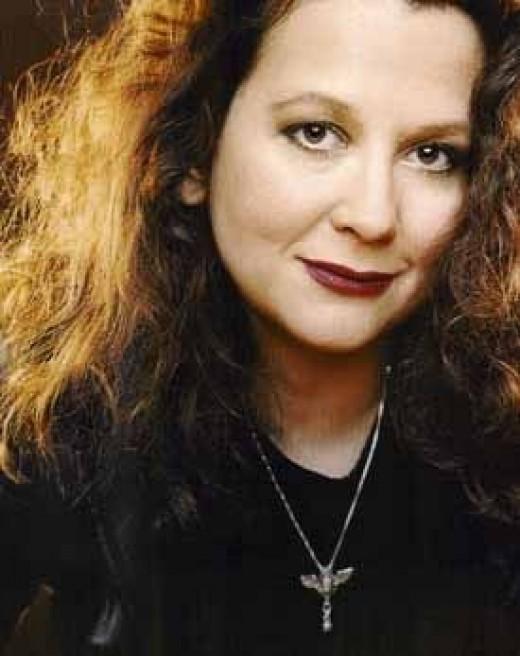 Laurell K Hamilton - Author of The Anita Blake Novels