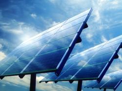 clean solar power