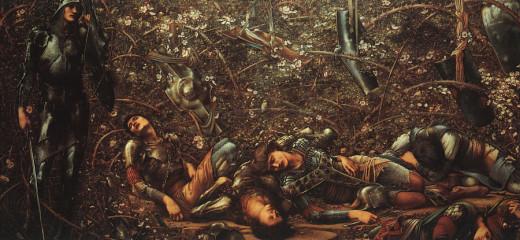 Edward Burne-Jones, the Princes