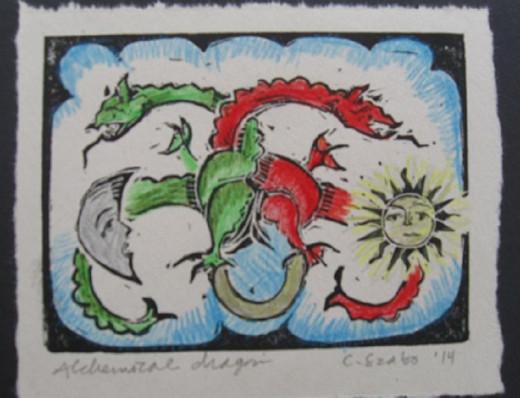 Alchemical Dragon