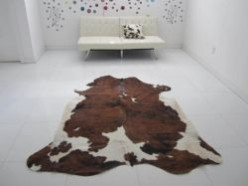 Tanned Brazilian Cowhide Rugs
