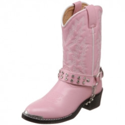 Pink Cowboy Boots  for Little Girls