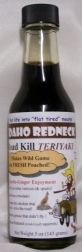 Idaho Redneck Road Kill Teriyaki Sauce