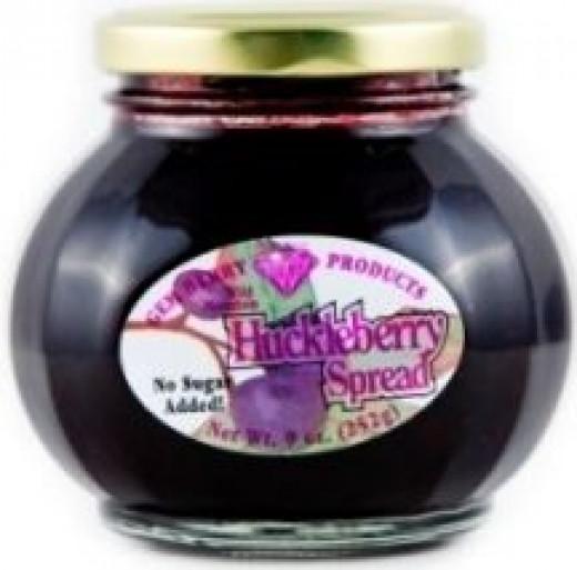 Huckleberry Spread