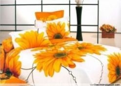 Sunflower Bedroom Comforter Sets & Decor