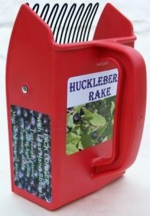 Huckleberry Picing Rakes