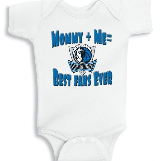 mommy and me best sport fans ever from NanyCrafts.com