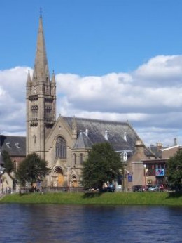 Old High St Stephen's Church, Inverness