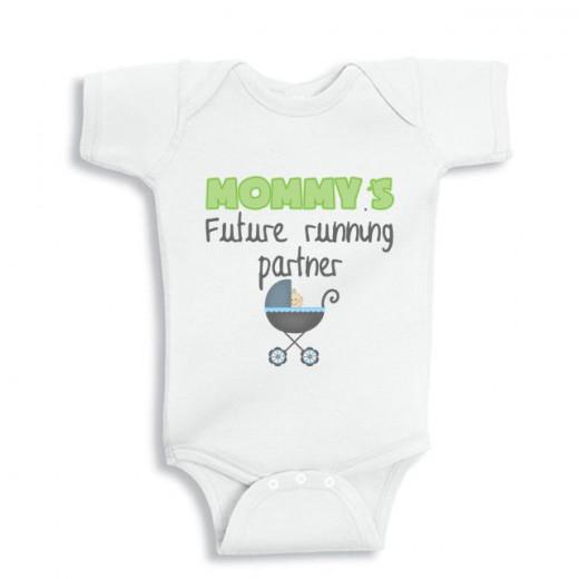 mommy's Future running partner