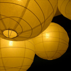 Patio Lanterns to Light Up Your Party