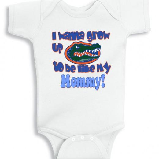I wanna grow up to be like my mommy