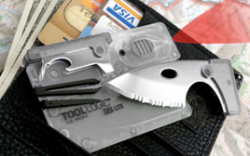 Survival card multi tools