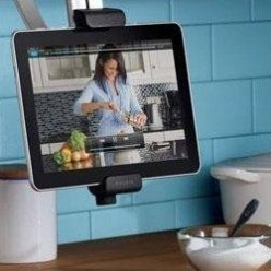 Choose the Right Tablet Stand for Your Kitchen iPad