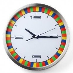 Silent Wall Clocks for Kids Room