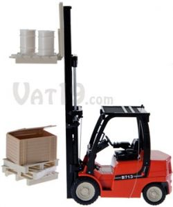 Remote Control Forklift that really works!