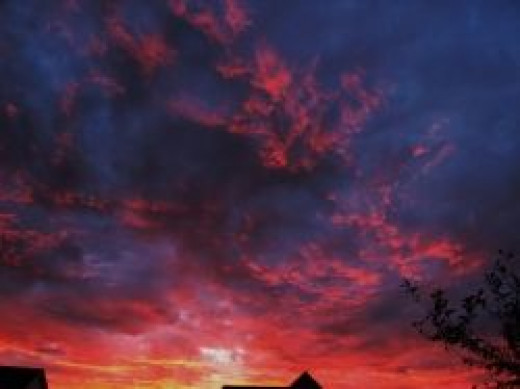 Sunrise by Diane Cass
