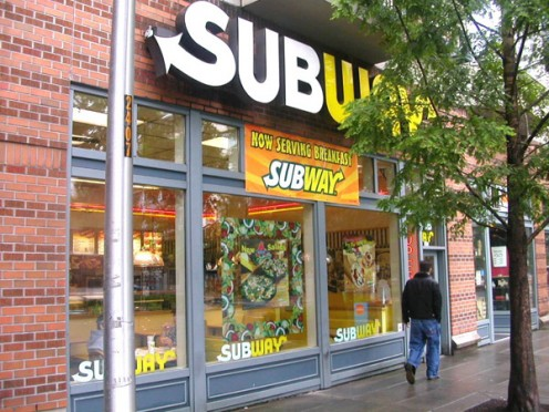 SUBWAY SHOPS