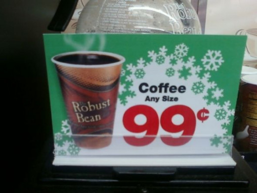 CEFE Convenience Store - Robust Bean (Kosse, TX)