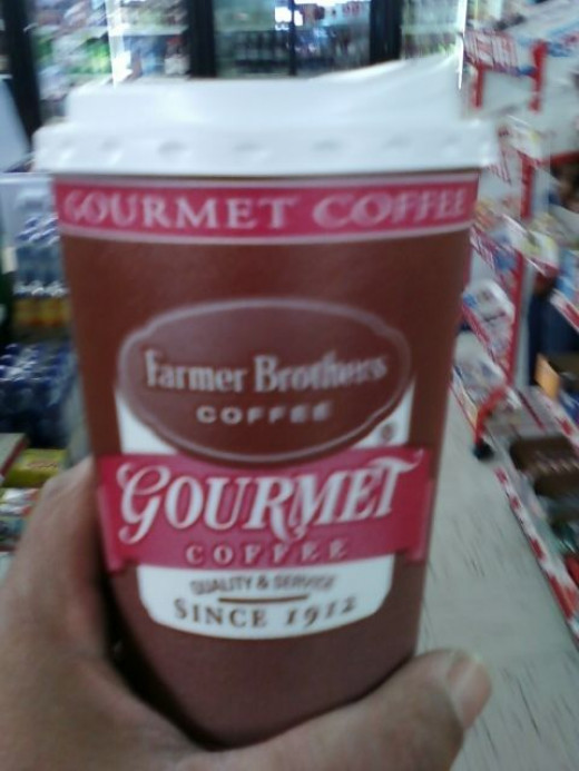 TNT Convenience Store - Farmer Brothers Gourmet Coffee (Bridgeport, TX)
