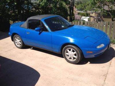 Yes, It's Another Diversion... 'But Sweetie It's A 1990 Miata For Only $4,500!'