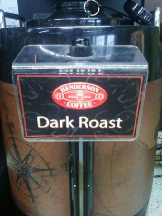 Henderson Coffee Dark Roast