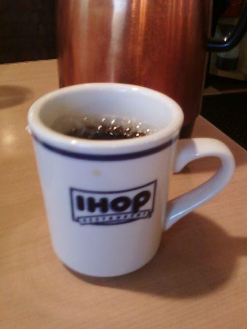 IHOP - Endless Pot of Coffee