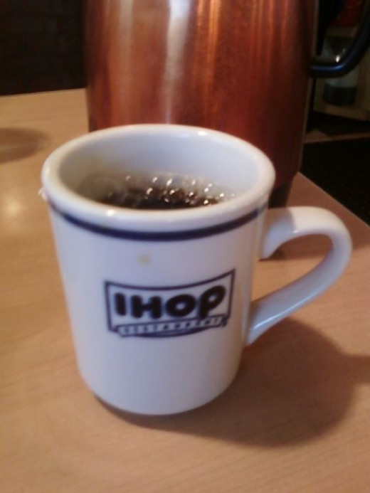 IHOP - Endless Pot of Coffee