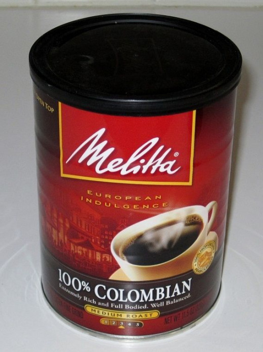 Melitta European Indulgence - Medium Roast