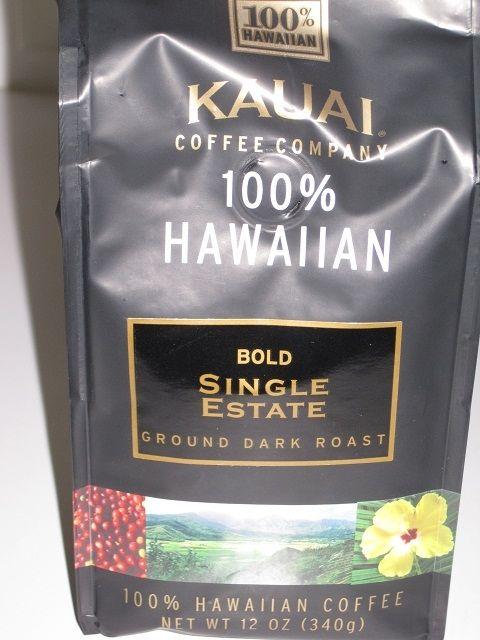 Kauai Coffee Company - Bold Single Estate