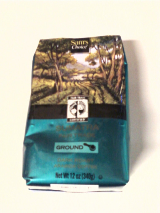 Sam's Choice Sumatra - Dark Roast