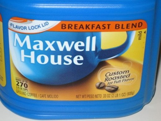 Maxwell House Breakfast Blend