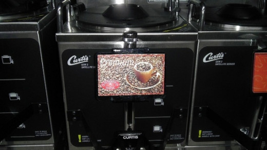 Choctaw Casino, Too's Premium Blend from Henderson Coffee