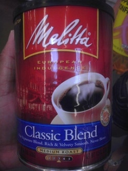 Melitta Classic Blend Medium Roast