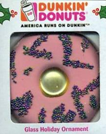 Dunkin' Donuts merchandise