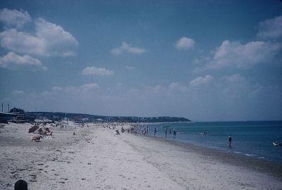 White Horse Beach, a private beach in Manomet