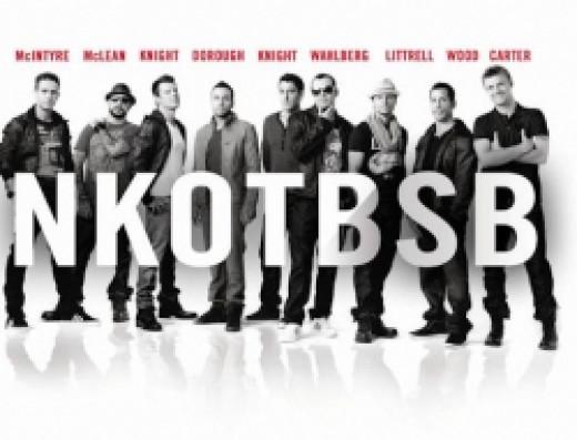 New Kids on the Block Backstreet Boys tour