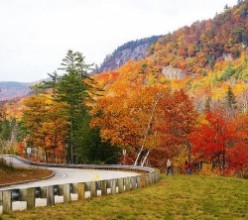 The Top Five Best New Hampshire Fall Foliage Sightseeing Drives