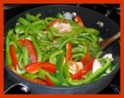 Best Mexican Chicken Fajitas Recipe