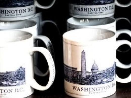 Starbucks Architect City Mugs