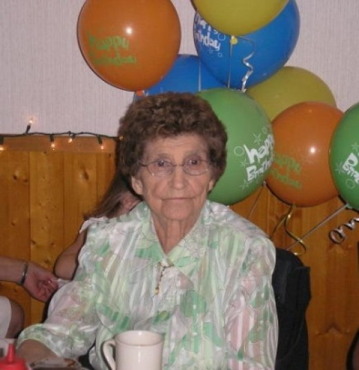 My Grandmother: Nan Nichol