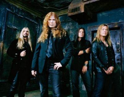 Megadeth's 2005 Lineup